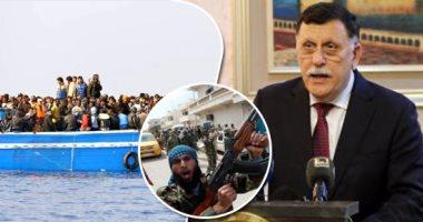 """هل تسحب الجامعة العربية الاعتراف بمجلس """"السراج"""" بعد خيانته لليبيا لصالح تركيا؟"""