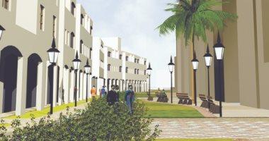 وحدات سكنية كاملة التشطيب خلف سور مجرى العيون ضمن مشروع التطوير