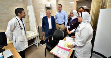 منظومة التأمين الصحى: تسجيل المواطنين بالوحدات ببورسعيد حسب المربع السكنى