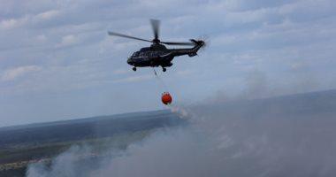 السيطرة على حريق غابات ضخم بشمال ألمانيا