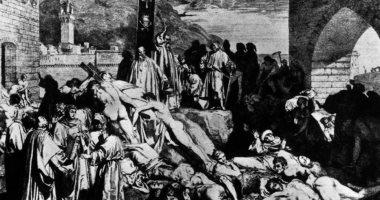 """""""دفتر أحوال الطاعون"""" طاعون لندن اجتاح لندن 1665 والإهمال سبب تفشى الوباء"""