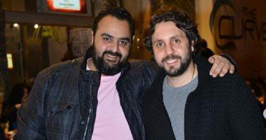 """""""كل سنة وأنت طيب يا فخد العرب"""" هكذا هنأ هشام ماجد صديقه شيكو بعيد ميلاده"""
