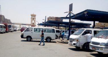 محافظ بنى سويف : إجراءات مشددة بمحطات الوقود والمواقف لحين إقرار التعريفة الجديدة