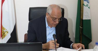 محافظ الجيزة يصدر حركة تغييرات لرؤساء الإدارات الهندسية بالأحياء والمدن