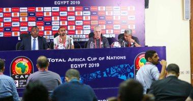 منتخب مصر جاهز لمواجهة جنوب أفريقيا.. ومؤتمر أجيرى يكشف الأزمة الهجومية