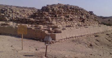 صور.. كل ما تريد معرفته عن أقدم هرم فى تاريخ مصر على أرض المنيا