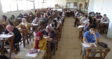 جامعة المنيا تستقبل طلاب الثانوية العامة لعام 2019 لأداء اختبارات القدرات