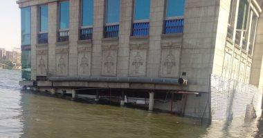 مصدر: غرق عائمة جولدز جيم بسبب وجود كميات كبيرة من الرخام بداخلها