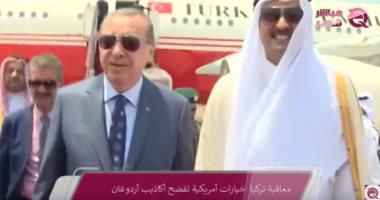 تميم يواصل خيانته للعرب.. قطر تعلن دعمها لعدوان تركيا على شمال سوريا