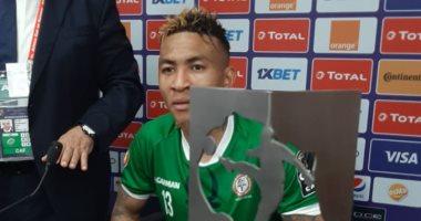 مهاجم مدغشقر الأفضل فى مباراة منتخب بلاده ضد الكونغو بأمم إفريقيا 2019