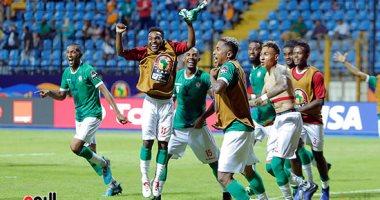 مدغشقر تواصل مغامراتها وتتأهل لربع النهائي أمم إفريقيا 2019.. فيديو