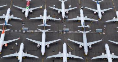 الاتحاد الأوروبى يطالب بإجراء تغييرات على نظام طائرة بوينج 737 ماكس