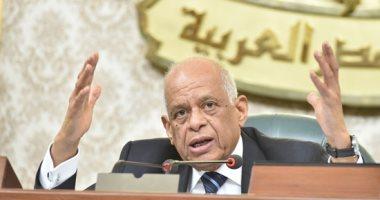 على عبد العال مهنئا الرئيس بنجاح تنظيم أمم أفريقيا: مصر صدقت فيما تعهدت به