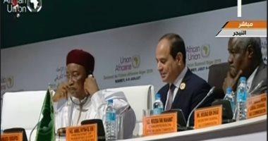 السيسى يترأس قمة تنسيقية مصغرة فى النيجر بمشاركة عدد من الزعماء الأفارقة