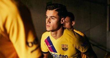 """""""القميص الاحتياطى"""" يؤكد بقاء كوتينيو فى برشلونة الموسم المقبل"""