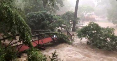 فيضانات مفاجئة فى العاصمة الأمريكية واشنطن