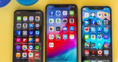 تقرير: أبل تخطط لإطلاق 4 هواتف أيفون فى 2020   -