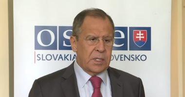 الخارجية الروسية: طرد دبلوماسى من القنصلية الأوكرانية بسان بطرسبورج