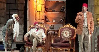 """وما الدنيا إلا مسرح كبير.. مسرحية """"الخان"""" حلم طلاب عين شمس يتحقق بعد 20 عاما"""
