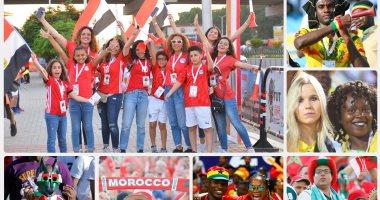 100 صورة مثيرة قبل مباريات دور الـ8 لأمم أفريقيا 2019