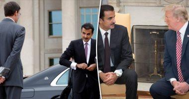 قطريليكس: ترامب يستغل انبطاح تميم لضرب حليفه الفاسد أردوغان