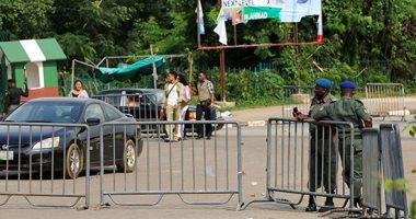 الشرطة النيجيرية تكثف تواجدها أمام البرلمان
