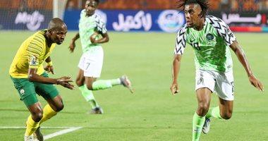 نيجيريا تصعد لنصف نهائى كأس الأمم بفوز قاتل على جنوب أفريقيا