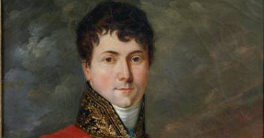 """بعد العثور على رفاته.. """"شارل إتيان"""" بكى من أجله نابليون ووضع قلبه داخل كنيسة"""