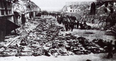 """فى ذكرى وقوعها.. مذبحة """"اللد"""" شاهدة على قتل موشى ديان وجنوده 250 فلسطينيا"""