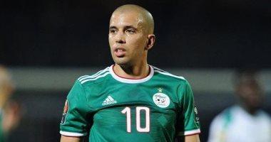 الجزائر  ضد كوت ديفوار .. فيجولى يتقدم لمحاربى الصحراء فى الدقيقة 20
