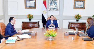 الرئيس السيسى يوجه بتعزيز ديناميكية برامج الحماية الاجتماعية