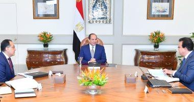 السيسى: الجامعات التكنولوجية تمثل تطوراً نوعياً بمسار التعليم الفني فى مصر