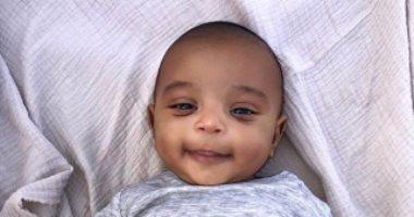 طفل كيم كارداشيان يجذب 5 ملايين متابع على انستجرام فى أقل من 24 ساعة