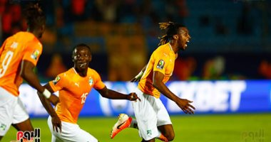 كوت ديفوار ضد الجزائر.. كودجيا يدرك التعادل للأفيال فى الدقيقة 62