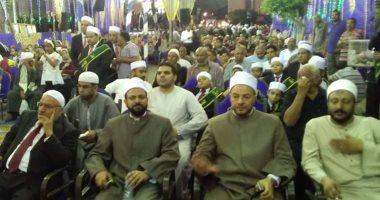 صور.. انطلاق فعاليات الطرق الصوفية بالإسكندرية للاحتفال بمولد أبي العباس