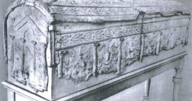 اكتشاف لوحة حجرية عمرها 1225 عاما شمالى الصين
