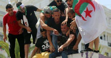 صور.. تجدد المظاهرات فى الجزائر المطالبة بالإصلاحات ورحيل النخبة الحاكمة