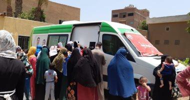 """""""صحة الشرقية"""": تسليم 7 وحدات صحية وفحص 6 ملايين مواطن فى حملات وقائية"""