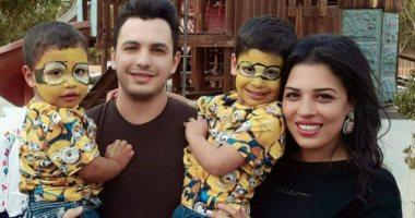 كواليس عودة الموزع أحمد إبراهيم زوج أنغام لزوجته الأولى
