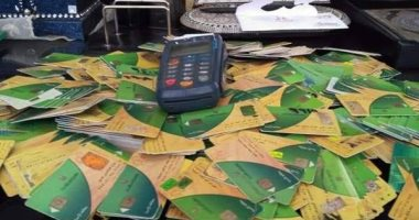 وكيل تموين الأقصر يطالب بعدم ترك البطاقات التموينية لدى أصحاب المخابز وبدالى التموين