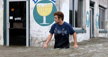 صور.. سيول عارمة تغرق نيو أورليانز الأمريكية مع وصول الإعصار بارى