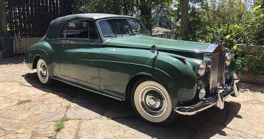 ثمن سيارة نجمة هوليوود إليزابيث تايلور قد يصل 7 مليون دولار.. أعرف تاريخها -