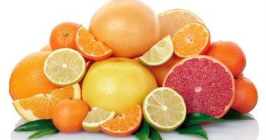الفواكه الحمضية علاج طبيعى لمشاكل البشرة والشعر وتحافظ علي صحة العين
