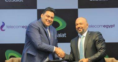 """""""المصرية للاتصالات"""" توقع 4 اتفاقيات مع """"اتصالات مصر"""" لتقديم خدمات الصوت الثابت الافتراضى"""