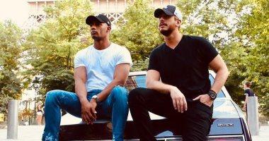 """محمد رمضان يطرح أغنيته الجديدة مع سعد لمجرد """" إنساي"""""""