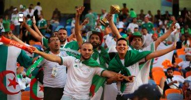 عقوبات مع ايقاف التنفيذ ضد الجزائر بسبب سلوك الجماهير باستاد القاهرة