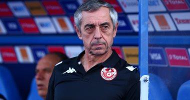 مدرب تونس: خروجنا من أمم أفريقيا أمام السنغال ضربة حظ