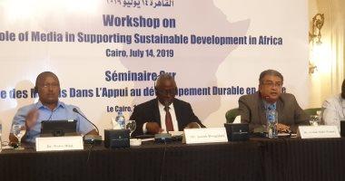 خبير يطالب الإعلام بتحويل عناصر القلق فى إفريقيا إلى مصدر لدعم التكامل