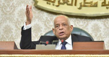 رئيس مجلس الأمة الكويتى يصل القاهرة وعبد العال يستقبله بالمطار