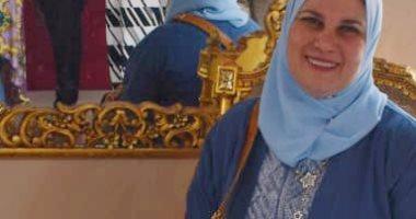 صور.. قصة نجاح مها ابنة المنصورة فى تصنيع المشغولات اليدوية